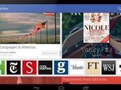 """Google lanza Play Kiosko, """"Flipboard"""" aúna Magazines Currents"""