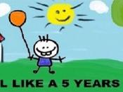 ¡¡cinco años pequeño mundo!!