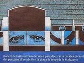 ojos Picasso, ruedo Malagueta