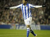 Carlos Vela, mejor jugador diciembre