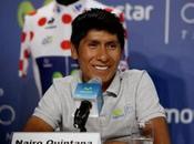 "Nairo Quintana dice trabaja ""para poder ganar Tour Francia"""