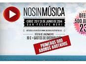 Música 2014: Amaral, Rosendo, Fuel Fandango, Izal, León Benavente, Maravillosa Orquesta Alcohol...