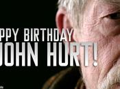 Cumplen años mismo día:John Hurt Robert Howard