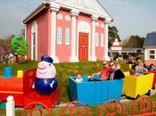Viajes soñados: Parque atracciones Peppa (Hampshire, Inglaterra)
