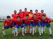 Selección punta arenas debuta torneo nacional fútbol adulto