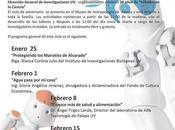 "años ""Sábados Ciencia"" (Xalapa, México)"