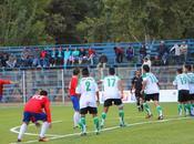 Prosigue primera fecha grupo torneo nacional fútbol adulto