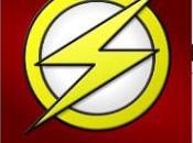 Danielle Panabaker Rick Cosmett fichan 'Flash'.