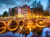 Ámsterdam también hablan inglés