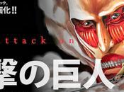 Comercial Subaru personajes anime Ataque titanes