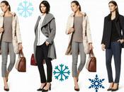 Selección abrigos, freezing cold