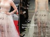 Katy Perry vestido musical Grammy