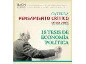 Cátedra Pensamiento Crítico UACM