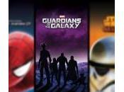Siluetas figuras Guardianes Galaxia Fair 2014
