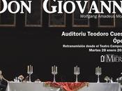 Giovanni enamora