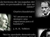 Shelley, Baudelaire, Tolkien Artaud.