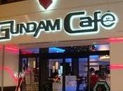 Gundam Cafe Quiz Piece Fuji TV!!