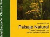 Libro: Introducción PAISAJE NATURAL. Burgueño, Nardini.