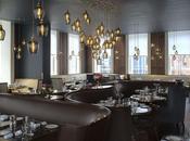 magia Fratelli Boffi Philippe Starck envuelve restaurante Plum+Spilt Milk Londres.
