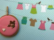 Galletas decoradas para bebés