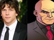 Jesse Eisenberg Será Luthor Batman Superman