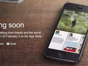 Facebook lanzara servicio noticias, 'Paper' para