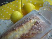 Cake limón.