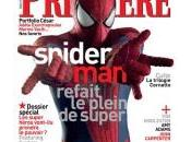Amazing Spider-Man Poder Electro revista Premiere