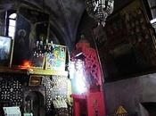 guardianes negros Santo Sepulcro. Jerusalén
