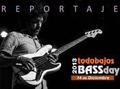 Magazine Bajos Bajistas Reportaje Todobajos Bass 2013