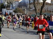 media maratón Plasencia.