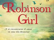 """Reseña """"Robinson Girl"""" Rocío Carmona"""