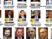 banqueros corruptos España (Ránking chorizos sinvergüenzas)