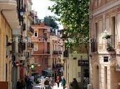 núcleo antiguo barrio sarrià