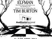 Danny Elfman (Música películas Burton) @Auditorio Nacional