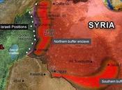 EE.UU. Israel preparan zonas seguridad Siria bajo control rebelde