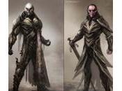 Diseños conceptuales Merodeadores para Thor: Mundo Oscuro