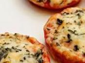 Tomates rellenos queso parmesano