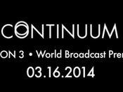 Tercera Temporada 'Continuum' estrenará Marzo