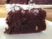 Fudge brownies almendras