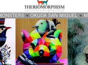 'Theriomorphism', pop-up exhibition