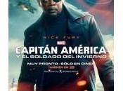 nuevos pósters individuales Capitán América: Soldado Invierno