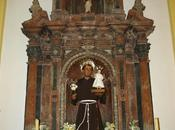 Iglesia Ildefonso (13): Retablo Antonio Padua.