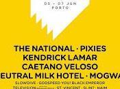 Optimus Primavera Sound 2014: National, Pixies, Kendrick Lamar, Caetano Veloso, Mogwai, Haim...