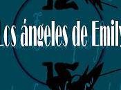 """novela """"los ángeles emily"""", nuestra compi helena green, está casa libro:"""