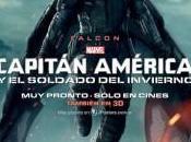 Nuevo póster Halcón para Capitán América: Soldado Invierno