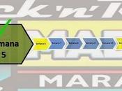 Maratón Madrid 2014 Semana volumen (III) -Diario entrenamiento