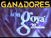 Ganadores Premios Goya 2014 (Lista Completa)