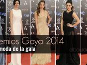 moda Premios Goya 2014