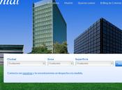 Colonial lanza nuevo portal alquiler oficinas